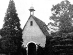Around 1900 the chapel had no bell.
